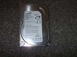 500gb sata 3.5 hard drive.