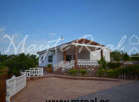 REF. H0037 - VILLA FOR SALE, LIRIA (VALENCIA)