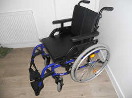 SELF PROPELLING WHEELCHAIR - NEVER BEEN USED