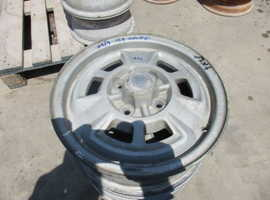 Cromodora Wheel rims for Fiat X1/9 and 128 Coup