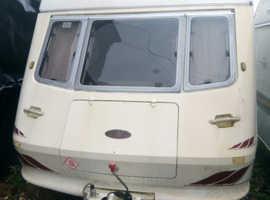 great.condition 2 berth 1999 rear washroom