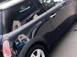 Mini MINI, 2005 (05) Black Hatchback, Cvt Petrol, 145,000 miles