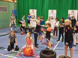 Childrens FITNESS & FUN PARTIES