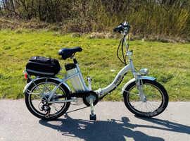 Pro Rider E wayfarer 36v Electric Folding Bike - Unisex