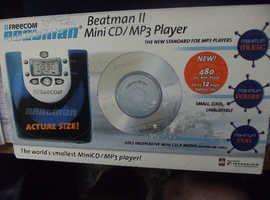 "Freecom ""Beatman"" Pocket Mini cd player"
