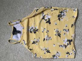 New look women's vest