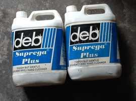 DEB SUPREGA HAND CLEANER