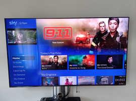 """55"""" SAMSUNG QE49Q6FN TV"""
