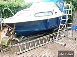 Shetland 570 4 berth