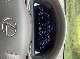 Lexus Ls, 2008 (08) Blue Saloon, Automatic Petrol, 120,400 miles
