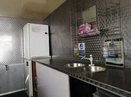 Perfect London Catering Trailer