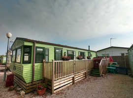 A 2005 Willerby Countrystyle Static Caravan just been fully refurbished