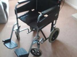 Days folding wheelchair