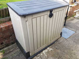 Keter Store It Out Midi plastic shed