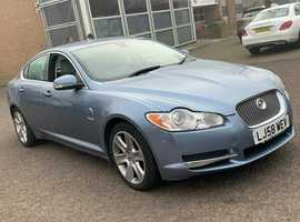 2008 (58) JAGUAR XF LUXURY PREMIUM EDITION AUTOMATIC SALOON, LOW MILEAGE, TOP SPEC KEYLESS ENTRY / START/ STOP