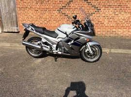 Yamaha sports tourer