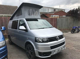 2013 VW TRANSPORTER T5 T6 CAMPER VAN, MOTOR HOME, 2.0, HIGHLINE, AIR CON, DAB, CRUISE, 49K