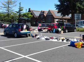 Twickenham Antique & Collectable Car Boot Sale