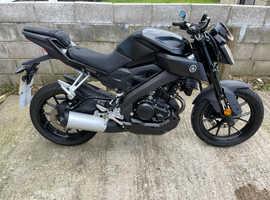 Yamaha MT125A