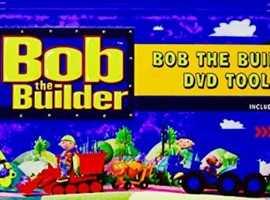 Bob the builder toolbox dvds