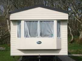 Pre owned Static caravan for sale at Weymouth bay holiday park