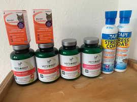 Pet Supplements & Water Conditioner