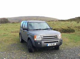Land Rover Discovery 3 SE AUTO - A Real Thoroughbred