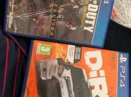 PS4 GAMES £10 EACH