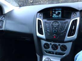 Ford Focus, 2012 (62) Grey Hatchback, Manual Petrol, 67,100 miles