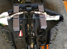 Matrix Grizzly Crossbow - As New LOADS OF EXTRAS