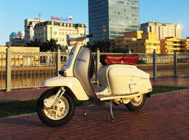 1966 Lambretta SX 200 - Fully restored