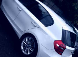 BMW 1 series, 2011 (60) White Hatchback, Manual Diesel, 183,000 miles