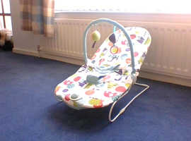 baby relaxer chair