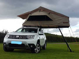 DARCHE Hi-View 1400 Roof Top Tent with Annex