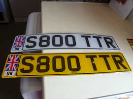 IDEAL PLATE FOR AN AUDI TTR