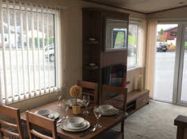 BEAUTIFUL CARAVAN ON A 12 MONTH PARK IN CONWY NORTH WALES