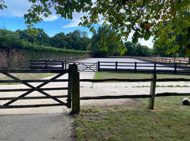 Livery space available inc grass livery