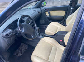 Left hand drive Mazda only 29000 miles from new