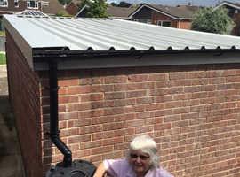 New Garage Roofs