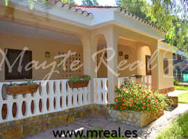 REF. H0022 - VILLA SURROUNDED BY NATURE, MARINES VIEJO, VALENCIA, SPAIN
