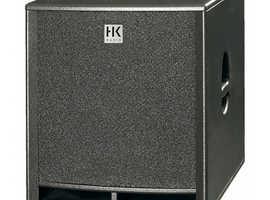 "HK Audio 18"" Active Sub Bass Bins"