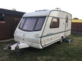 Abbey GTS Vouge 2001 & Motor Mover 2 Berth Excellent Condition All Round & Service History.