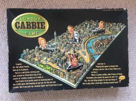 """London Cabbie"" Vintage Board Game"