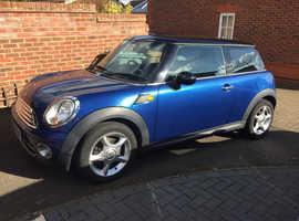Mini MINI, 2007 (56) Blue Hatchback, Manual Petrol, 123,000 miles