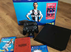 PS4 excellent condition 500gb