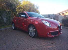 Alfa Romeo Mito, 2012 (12) Red Hatchback, Manual Diesel, 58,000 miles