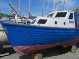 WANTED: fishing boat from anglesey