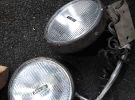 Car spot lights driving lamps fog light