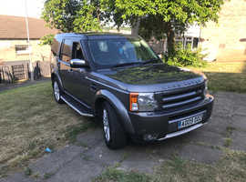 Land Rover Discovery, 2009 (09) Grey Estate, Automatic Diesel, 122,000 miles