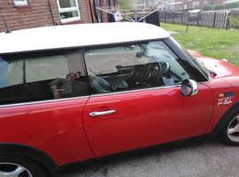 Mini MINI, 2002 (02) Red Hatchback, Manual Petrol, 163,000 miles